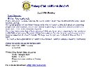 SamRotary Club of Miami Brickell Weekly