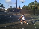 TENNIS MIX DOUBLES AT GROVE ISLE